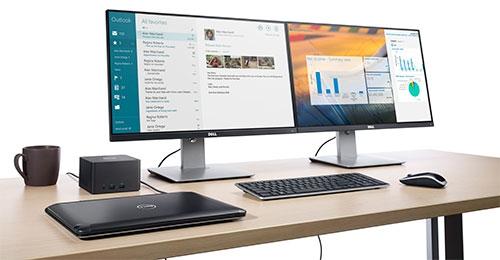 ��� Dell Wireless Dock ������������ ��� ��������� ����������� � ������������ ����������� Intel Tri�Band Wireless�AC 17265
