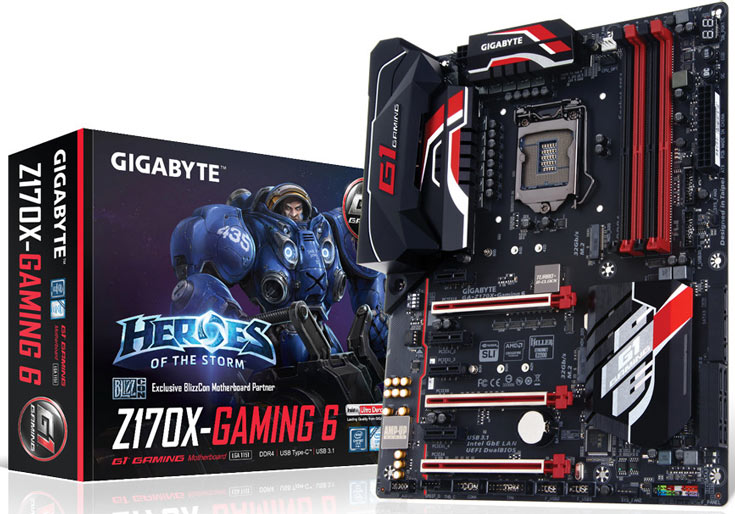 Основой звуковой подсистемы Gigabyte Z170X-Gaming 6 служит кодек Realtek ALC1150