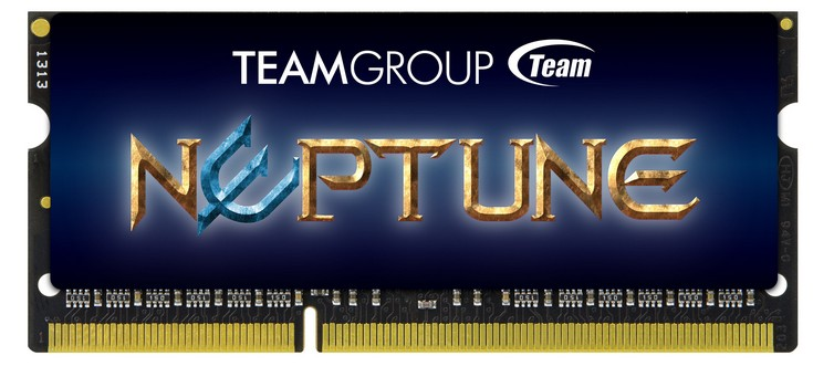 Team представила ОЗУ для ноутбуков Neptune