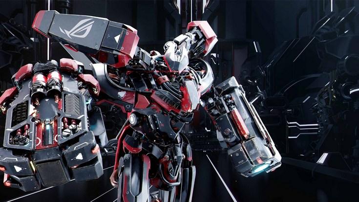Asus готовит робота для медицинской сферы