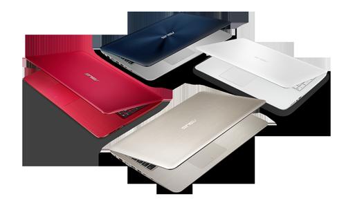 Asus представила ноутбуки X456 X556, X756