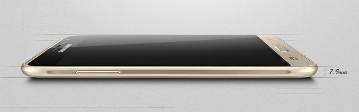 Смартфон Samsung Galaxy J3 получил 1,5 ГБ оперативной памяти