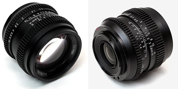 Продажи SLR Magic Cine 50mm F1.1 начнутся в декабре