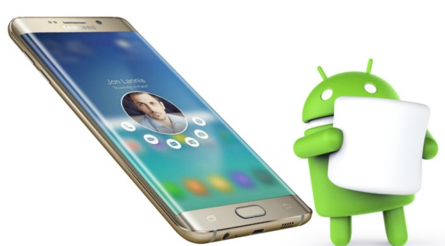 ������ ������ ���������� �� Android 6.0 Marshmallow ��� ���������� Samsung