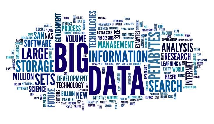 По прогнозу IDC, рынок больших данных и бизнес-аналитики в этом году достигнет 189,1 млрд долларов