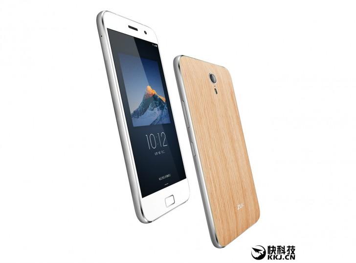 Смартфон Zuk Z1 выпущен в варианте с дубовой крышкой