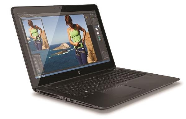 HP Zbook Z15u