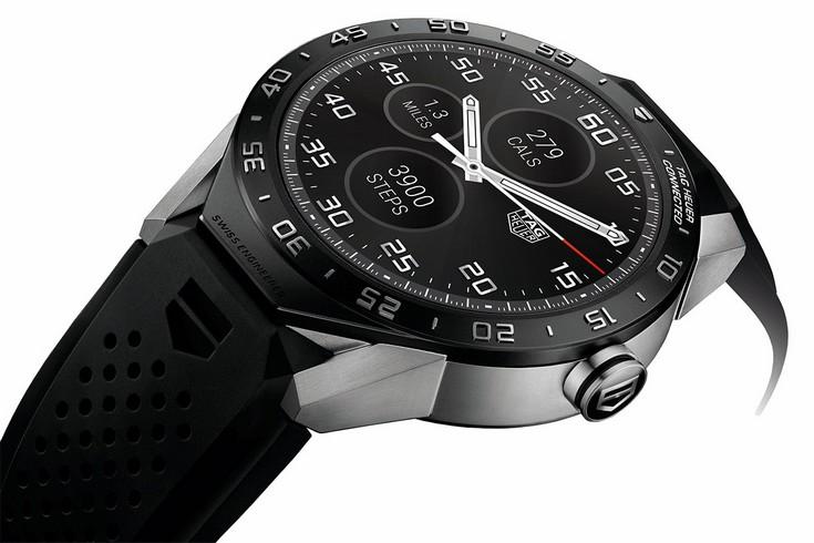 Часы TAG Heuer Connected можно будет обменять на механические