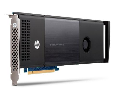 Устройство HP Z Turbo Drive Quad Pro стоит от $300