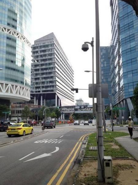 Сингапур готовится к внедрению беспилотных автомобилей