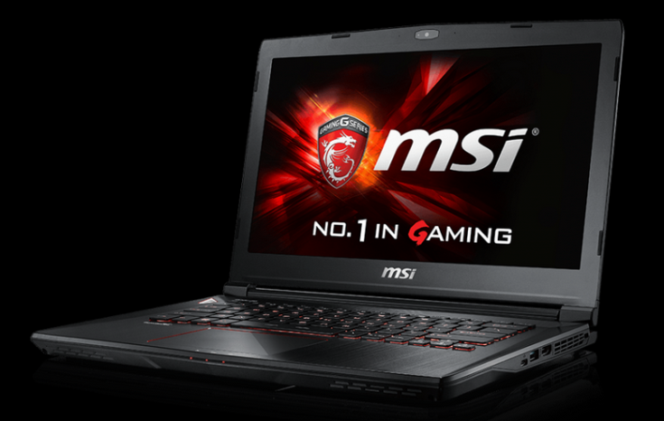 ������� ������� MSI GS40 Phantom