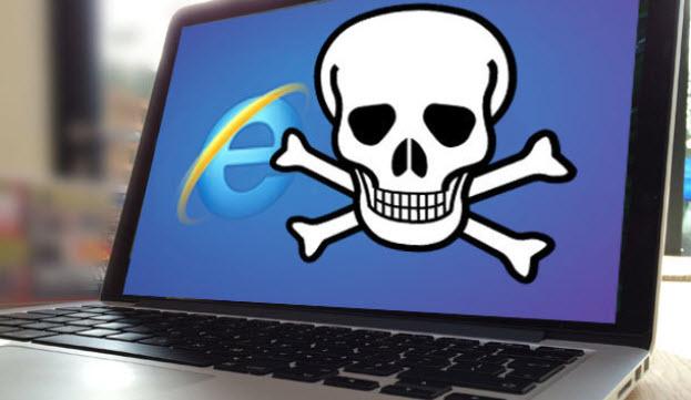 Уязвимость Internet Explorer присутствует даже в Windows 10