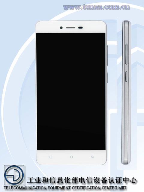 Поставляться смартфон Gionee F103L будет с ОС Android 5.0 Lollipop