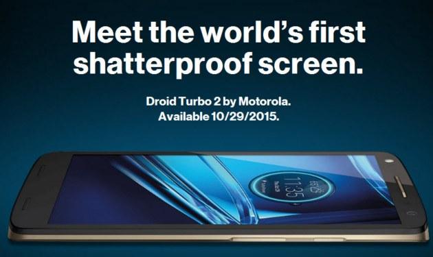 Droid Turbo 2 спокійно зможе пережити падіння, після яких більшість інших смартфонів вийде з ладу