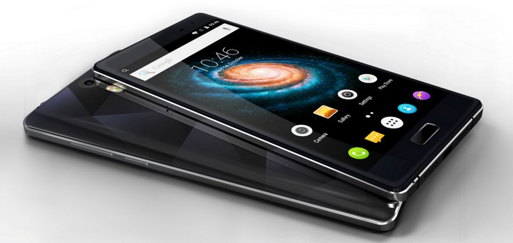 Смартфон Bluboo Xtouch получил стеклянную заднюю крышку
