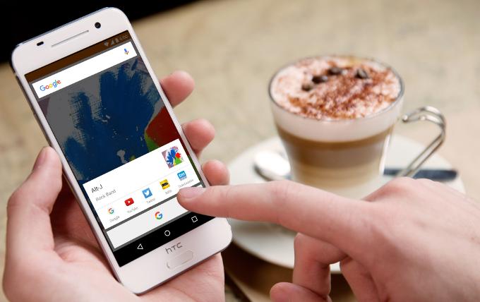 �������� HTC One A9 ������� ������������ ������� Full HD