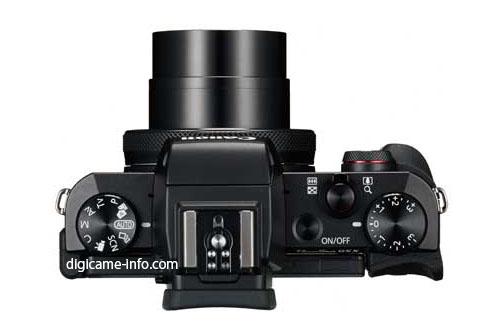 В камерах Canon Powershot G5 X и G9 X используются дюймовые датчики изображения
