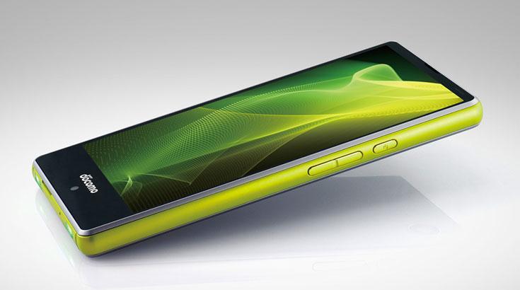 Степень защиты смартфона Sharp Aquos Compact=