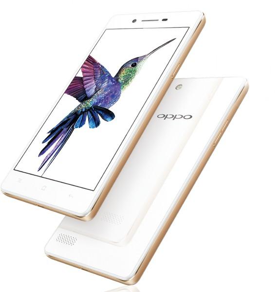 Смартфон Oppo Neo 7 получил SoC Snapdragon 410
