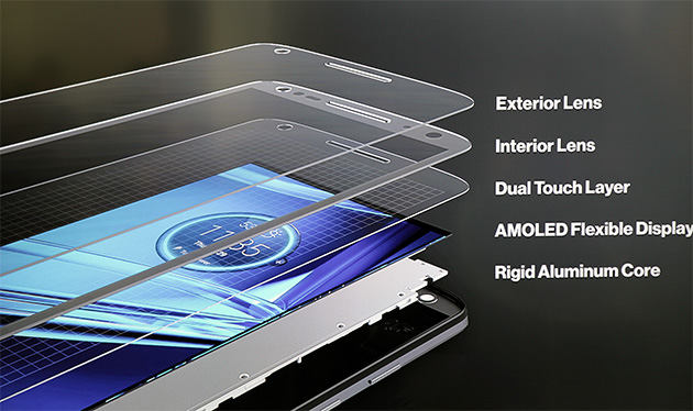 Droid Turbo 2 �������� ������ �������� �������, ����� ������� ����������� ������ ���������� ������ �� �����