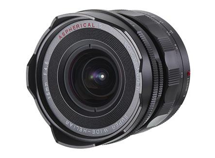 Полнокадровые объективы Voigtlander 10 mm F 5,6 Hyper-Wide-Heliar, 12 mm F 5,6 Ultra-Wide-Heliar и 15 mm F 4,5 Super-Wide-Heliar появятся в продаже весной 2016 года