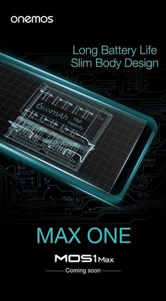 Смартфон Ramos Mos1 Max получит огромный экран