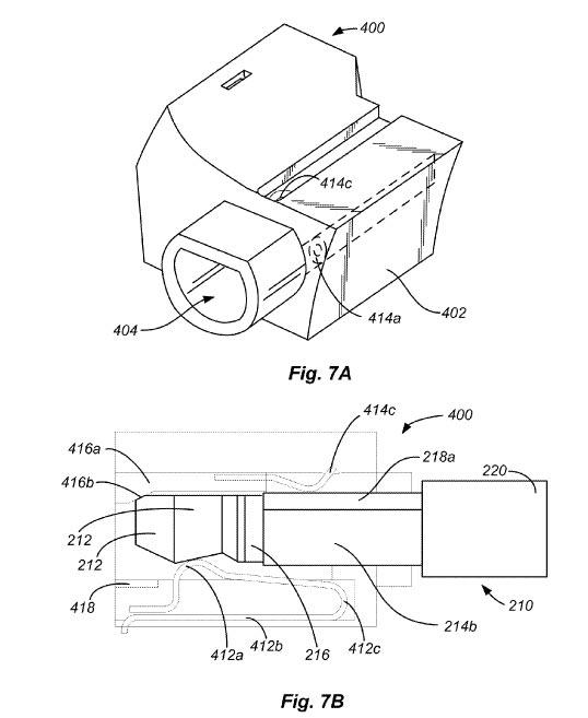 Apple получила патент на звуковой разъем уменьшенной толщины