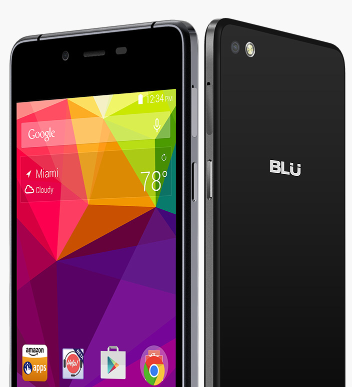 Смартфон Blu Vivo Air LTE оценили в $200