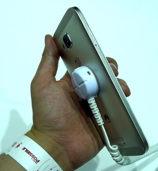 Дизайн Huawei G8 заметно отличается от Mate S