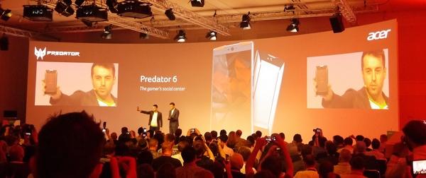 Кроме того, в замыслах производителя — выпуск лазерного проектора, выполненного в стиле серии Predator