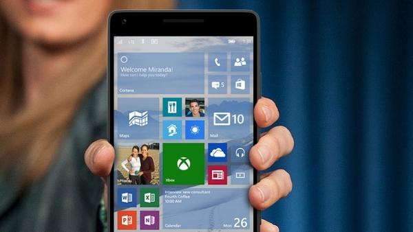 в эту сборку прокрался баг, который позволяет установить Windows 10 Mobile Build 10536 на несовместимые смартфоны