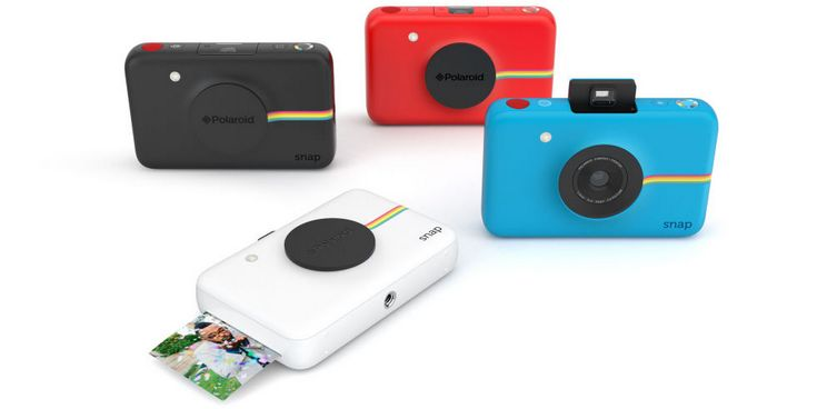 Камера Polaroid Snap оценена в $100