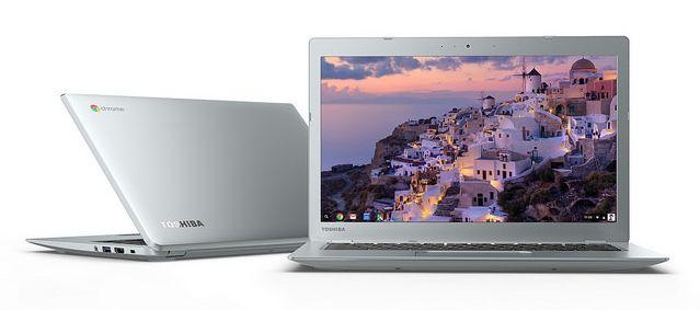 Новые мобильные ПК Toshiba Chromebook 2 будут стоить минимум $330
