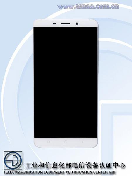 Смартфон Coolpad 8692 построен на SoC Qualcomm Snapdragon 808 и оснащен системой из двух камер