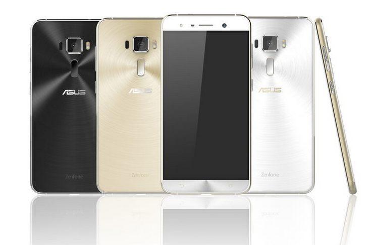 ��������� Asus Zenfone 3 ����� ������ �� �������� Samsung