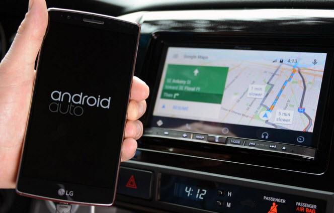 Андроид Auto заработает в РФ
