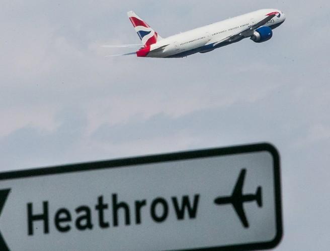 В Лондоне зафиксировано первое столкновение пассажирского самолета с дроном