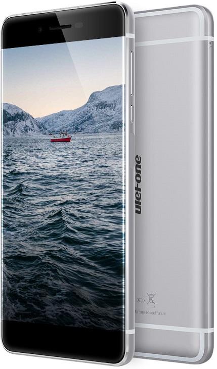 Ulefone Future также получил металлический корпус