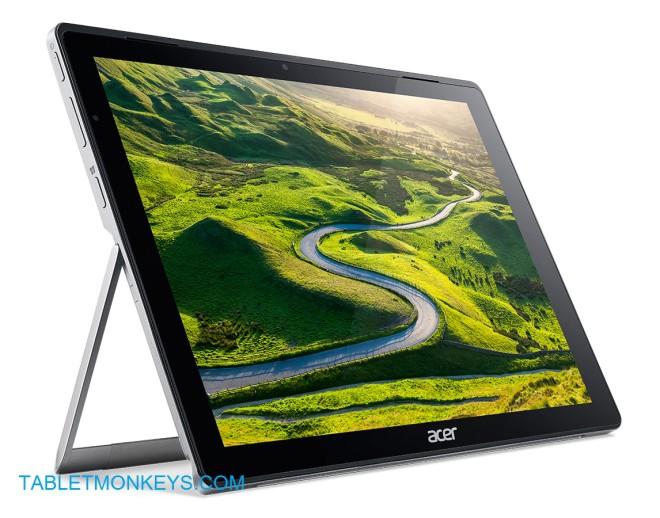 Гибридный ноутбук Aspire Switch Alpha 12 S отличается от своего собрата