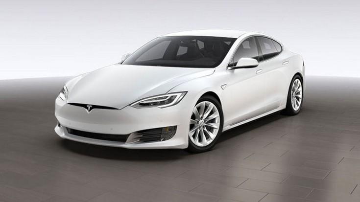 о автомобиле tesla model s