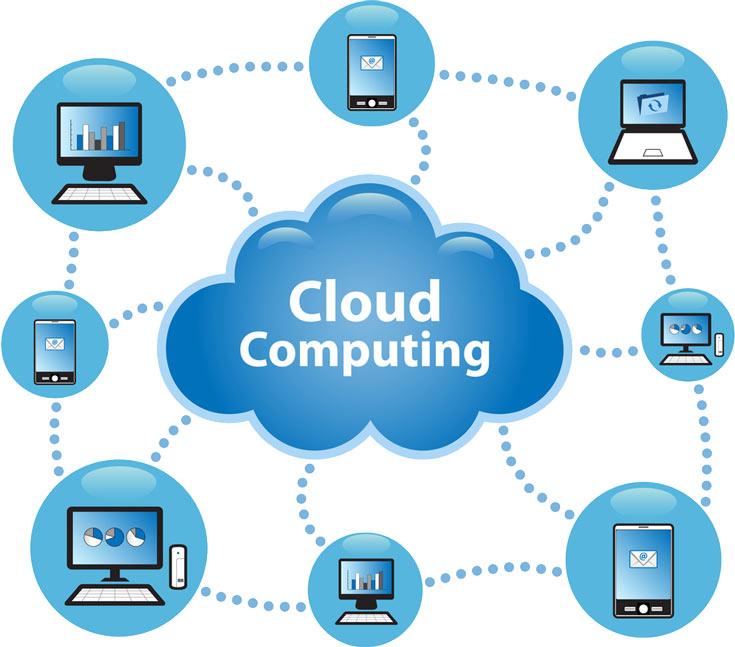 Доля облачной инфраструктуры в общей структуре расходов информационной отрасли за год увеличилась до 32,2%