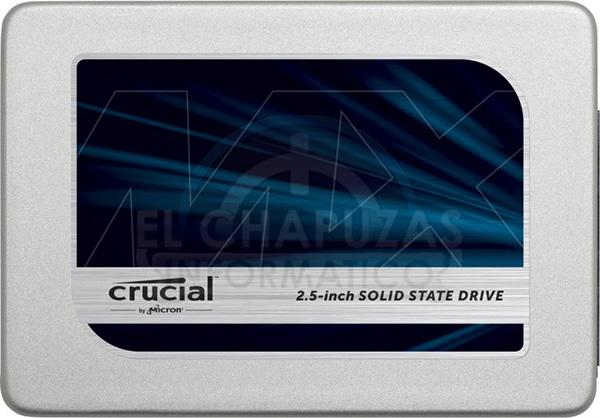 Летом начнутся продажи SSD Crucial MX300