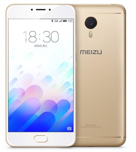 Смартфон Meizu m3 note получил большой аккумулятор и металлический корпус