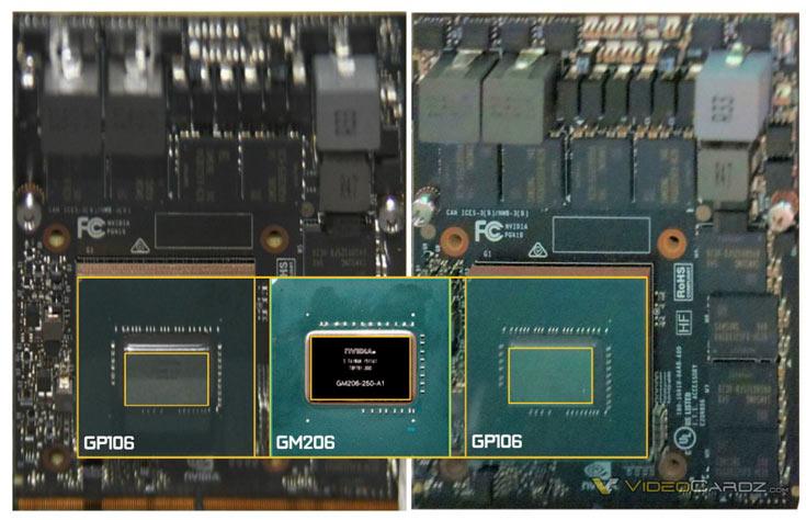 Появились первые крупные изображения нового графического процессора Nvidia