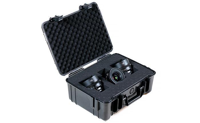 Новинки дополнили ранее анонсированную модель SLR Magic APO-HyperPrime CINE 50mm T2.1
