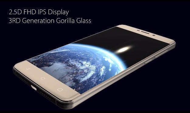 Смартфон Blackview R7 с SoC Helio P10 и 4 ГБ оперативной памяти оценен в $160