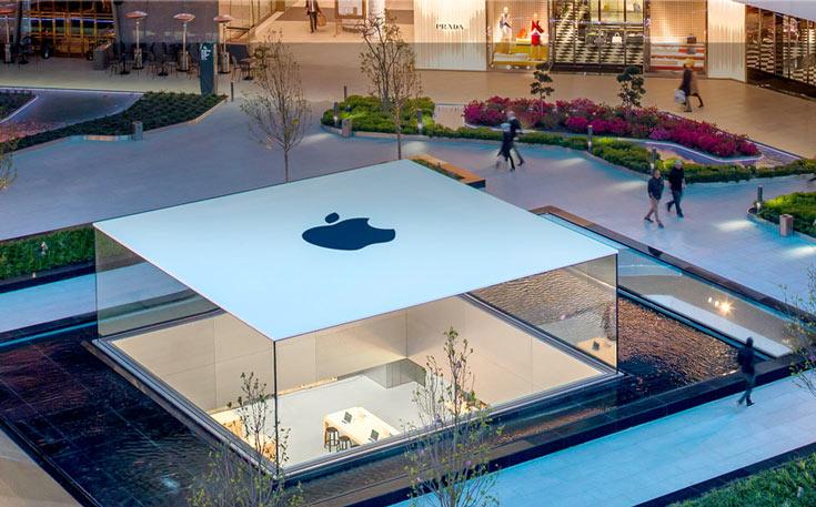 Обвал Apple: продажи сократились на 16%