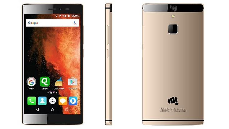 Смартфоны Micromax Canvas 6 и Canvas 6 Pro стоят одинаково