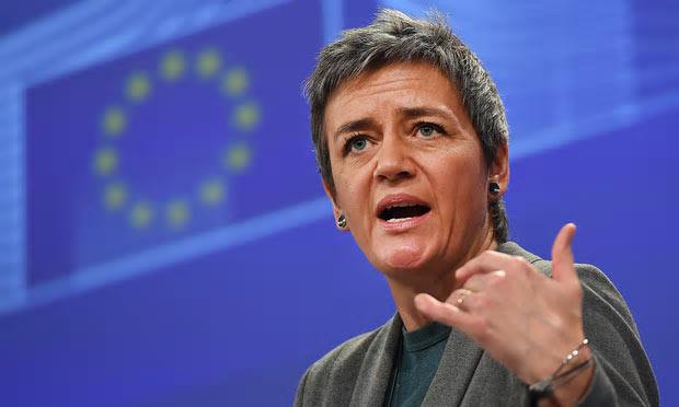 Глава европейских антимонопольщиков предупреждает: даже вывод средств в США не спасет Apple от налогового расследования
