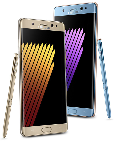 Смартфон Samsung Galaxy Note7R